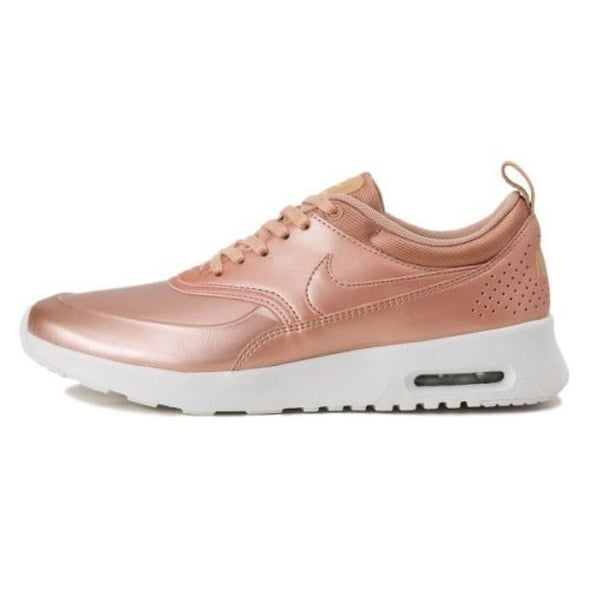 2d531acc57 Nike WMNS Air Max Thea SE Running Shoes Metallic Red Bronze 861674-902  Sneaker - Gold US:6.5